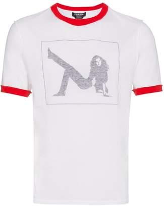 Calvin Klein photo print T-shirt