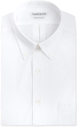 Van Heusen Classic-Fit Easy Care Pinpoint Oxford Dress Shirt