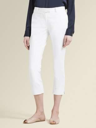 DKNY Tech Cotton Cropped Pant