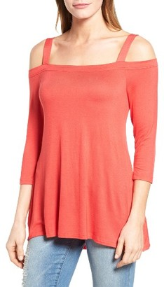 Women's Bobeau Off The Shoulder Top $39 thestylecure.com