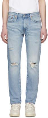 Levi's Levis Blue Hi Ball Jeans