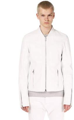 Diesel Black Gold Diesel Leather jackets BGPTF - White - 44