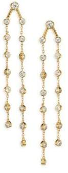 Jules Smith Designs Rosella Chain Drop Earrings