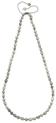 Lola Rose Maddison Light Labradorite Necklace of 27cm