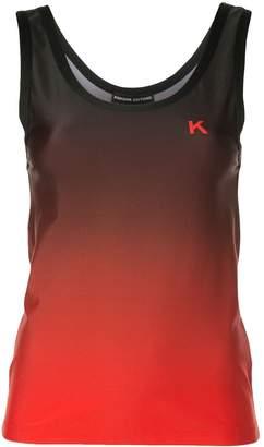 Kwaidan Editions ombré tank top