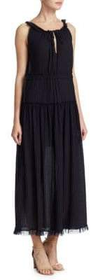 See by Chloe Gauzy Layered Maxi Dress
