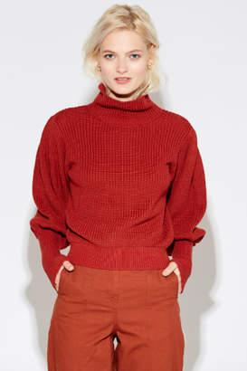 Callahan Mock Pullover Sweater