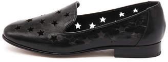 Django & Juliette Lashes Pewter Shoes Womens Shoes Casual Flat Shoes