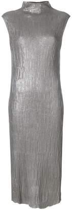 Avant Toi creased effect dress