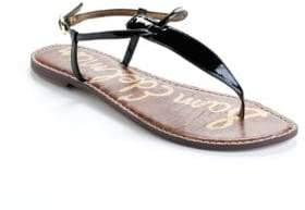 Sam Edelman Gigi Patent Leather Sandals