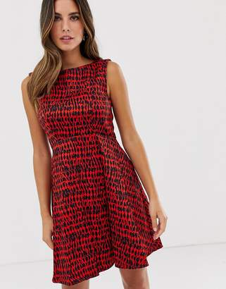 3daba762845 French Connection Canyon Sands Print Dress