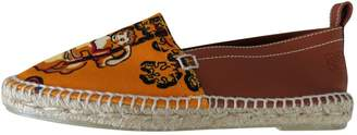 Loewe Leather Flats