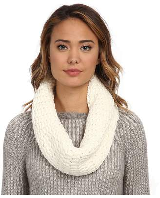 UGG Sequoia Twisted Solid Knit Snood Scarves