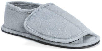 Muk Luks Peep Toe Slipper - Men's