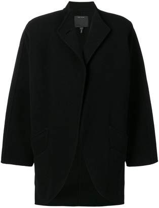Marc Jacobs oversized fit coat