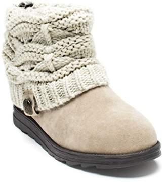 Muk Luks Women's Patti Crochette Boot