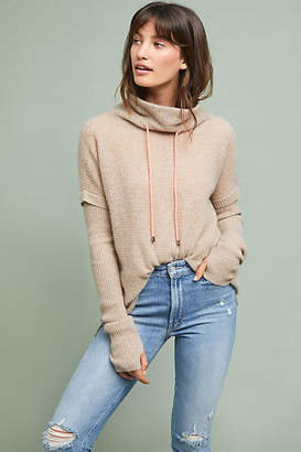 Lisa Todd Cashmere Cowl Neck Pullover