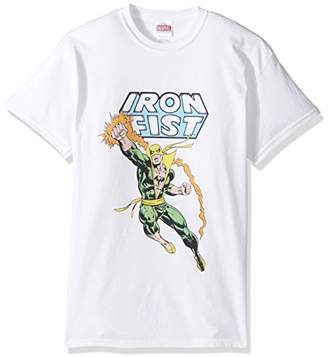 Marvel Men's Iron Fist T-Shirt
