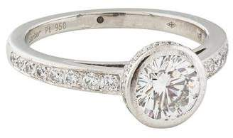 Cartier 1.03ct Diamond Engagement Ring