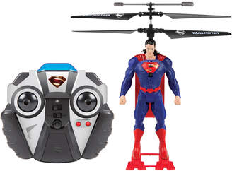 World Tech Toys Dc Comics-Superman 2Ch Ir Rc Helicopter