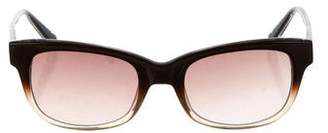 Jason Wu Gradient Wayfarer Sunglasses