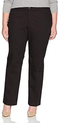 Lee Women's Plus-Size Motion Series Total Freedom Maddie Trouser