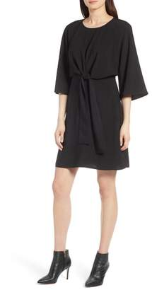 Halogen Tie Front Dress