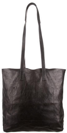 prada Prada XL Leather Tote