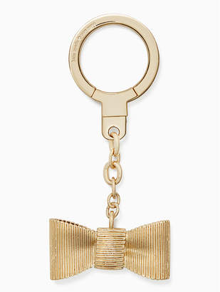 Kate Spade All Wrapped Up Bow Keychain