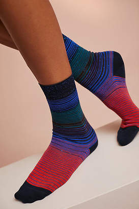 Missoni Striped Knee-High Socks