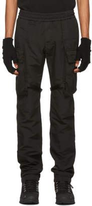 1017 Alyx 9SM Black Holster Lounge Pants
