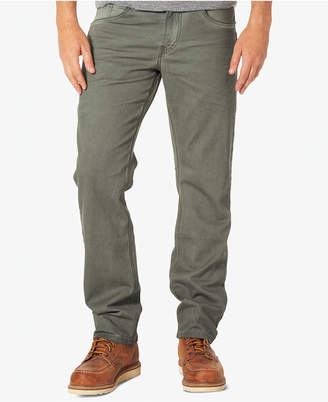 Silver Jeans Co. Men Eddie Relaxed Fit Tapered Stretch Jeans