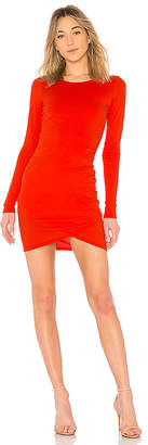 Bobi Supreme Jersey Mini Dress
