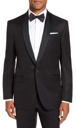 Ted Baker Trim Fit Wool & Mohair Dinner Jacket