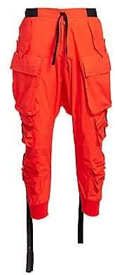 Unravel Project Men's Cargo Jogging Pants