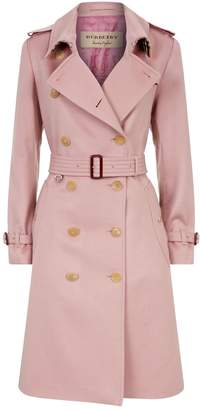 Burberry Cashmere Kensington Coat