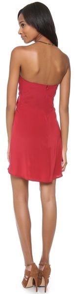 Zimmermann Strapless Dress