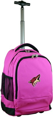 Arizona Coyotes Premium Wheeled Backpack