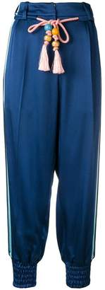 Peter Pilotto tapered trousers