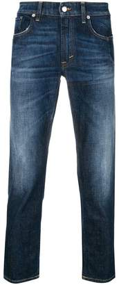 Department 5 cropped fitted jeans