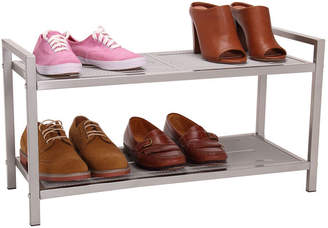 Household Essentials 2-Tier Shoe Shelf