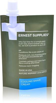 Ernest Supplies Men's Cooling Shave Cream Pouch