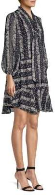 Shoshanna Holley Floral Shift Dress