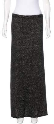 Jean Paul Gaultier Knit Maxi Skirt