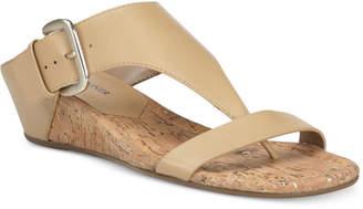 Donald J Pliner Doli Wedge Sandals Women Shoes