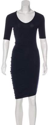 Alexander Wang Knee-Length T-Shirt Dress