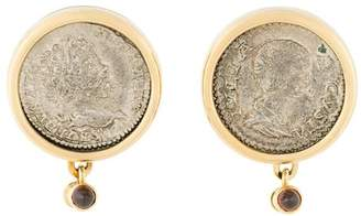 Dubini Empires coin cufflinks
