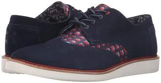Toms Brogue Republican Elephants Men's Lace up casual Shoes