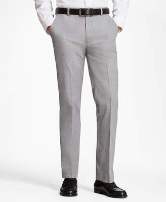 Brooks Brothers Clark Fit Glen Plaid Stretch Advantage Chinos