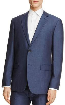 Theory Wellar Tailored Linen Slim Fit Suit Separate Sport Coat - 100% Exclusive $595 thestylecure.com